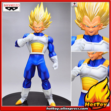 "Original Banpresto Scultures BIG Zoukei Tenkaichi Budoukai 6 SPECIAL Collection Figure - Super Saiyan Vegeta ""Dragon Ball Super""(China)"