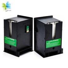 For Epson Printer WorkForce WF-7110 WF-7510 WF-7610 WF-7620 Waste Ink Tank T6711 t6711 maintenance tank chip for epson wf 7210 wf 7710 wf 7720 wf 7610 wf 7620 wf 7110 wf 7510 wf 3540 wf 3620 wf 3640 wf 7110