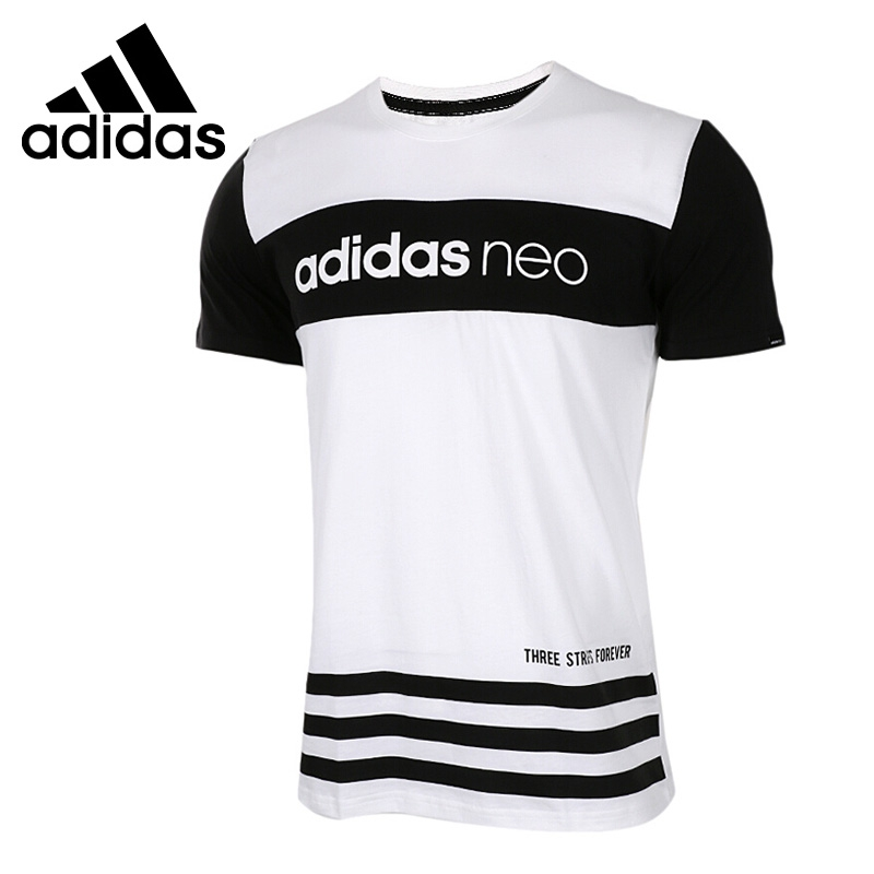 Original New Arrival 2017 Adidas NEO Label Men's T-shirts Sportswear original new arrival 2017 adidas neo label m sw tee men s t shirts short sleeve sportswear