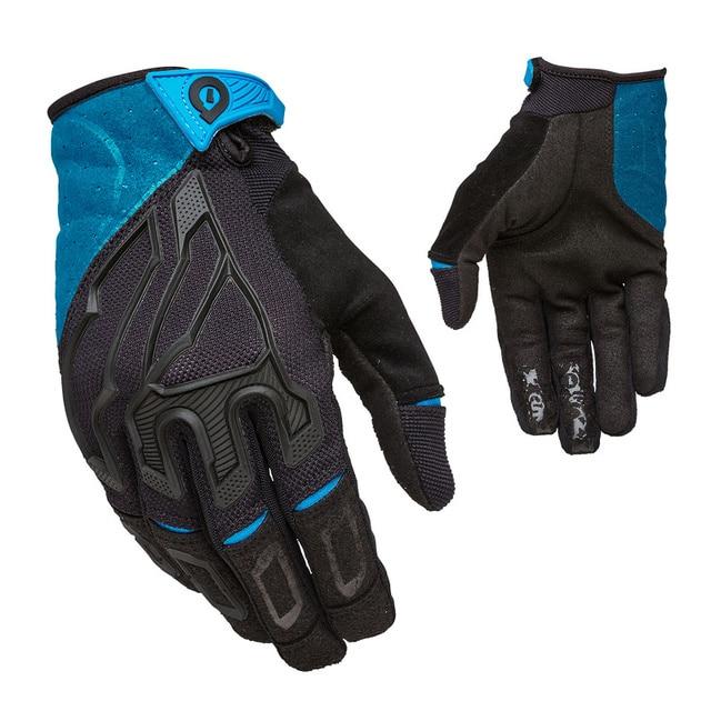 Firelion sixsixone 661 evo mtb ciclismo guantes de carreras off-road motocross  guante hombre dh e3c4465c2821a