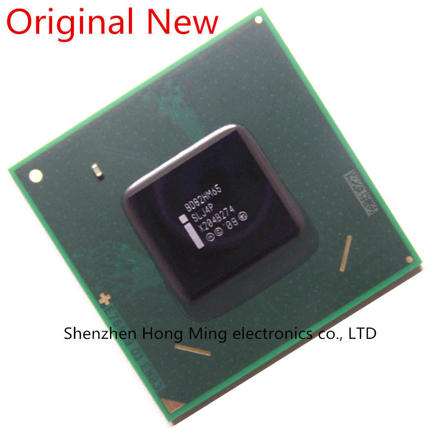 100 New BD82HM65 SLJ4P BGA Chipset