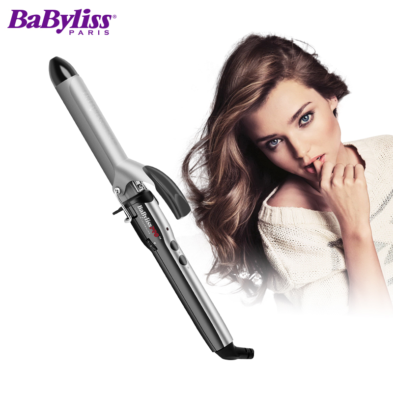 Babyliss 19mm Corrugated Hair Curling Iron Hair Curler ...
