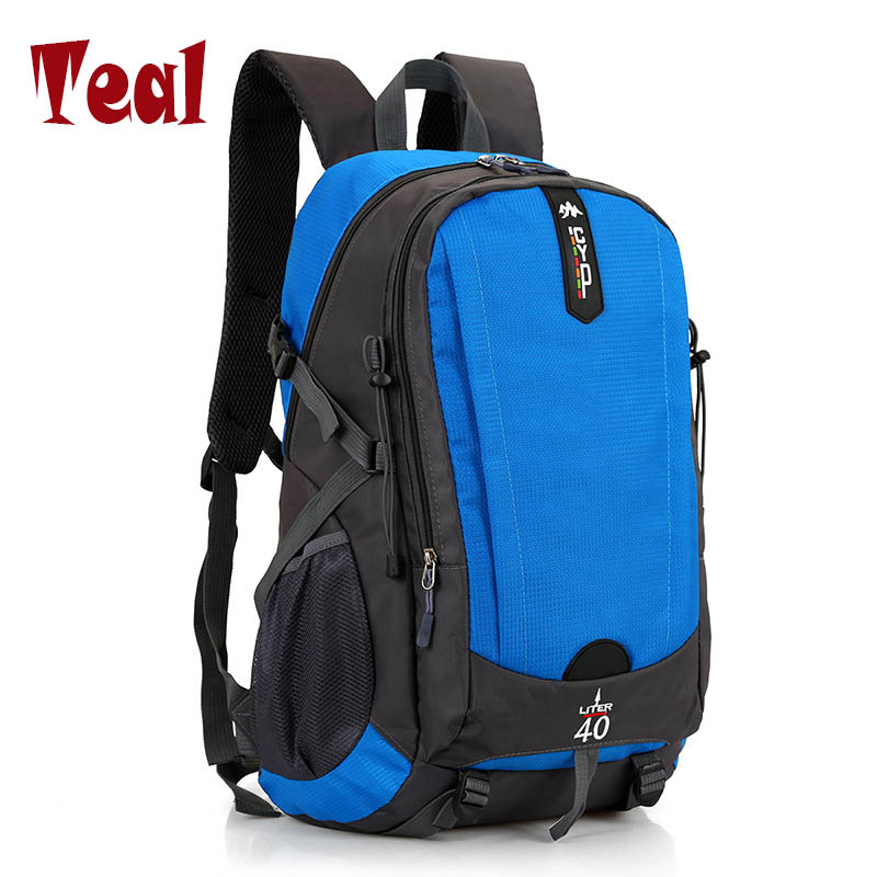 2018 Mens Backpacks Male Backpack for Men Canvas Laptop Backpacks Book bag Large Capacity 40L Waterproof Backpack Male bags