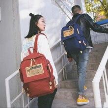 Student Backpack 2018 New School Bags For Teenage Girls mochila Backpack Waterproof Rucksack Student Bag Travel Backpacks