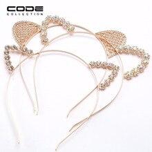 Crown Cat Headband
