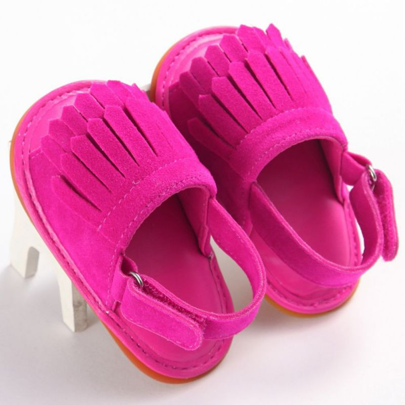 Summer-Hot-Sale-PU-Tassel-Clogs-Baby-Sandals-Leisure-Fashion-Baby-Girls-Sandals-of-Children-Shoes-16-Colors-1