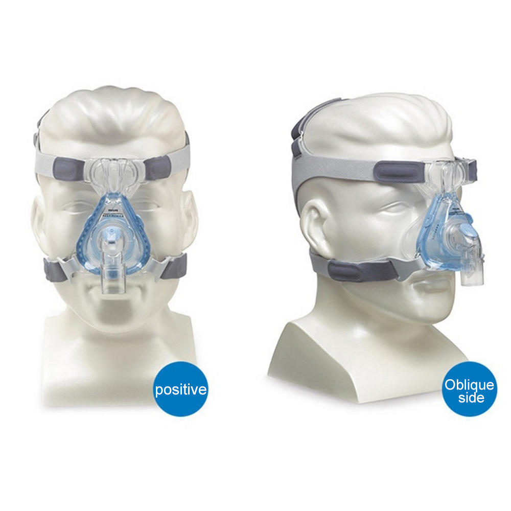 Original Easylife Nasal Mask With Adjustable Straps Headgear Breathing Apparatus For Sleep Apnea Nasal Anti Snoring For Welding