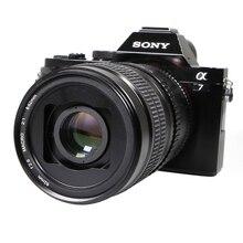 Meking Manual Macro Lens Prime 62mm 2:1 Ultra-macro Prime Lens Compatible With Nikon F Mount For Nikon AF PK NEX FX M4