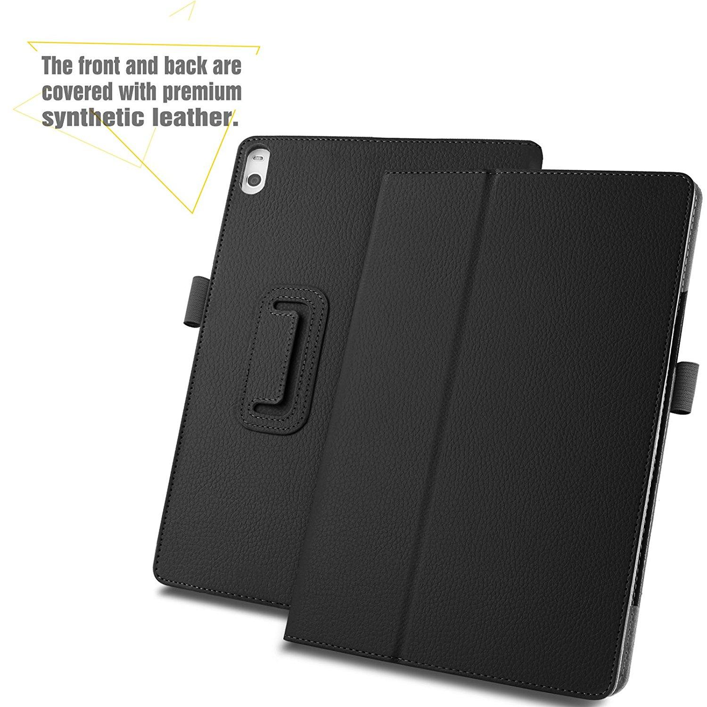 Для Lenovo Tab 4 10.0 Plus 2017 версия Дело Фолио ПУ кожа смарт-чехол для Lenovo Tab 4 10 защитный чехол кожа