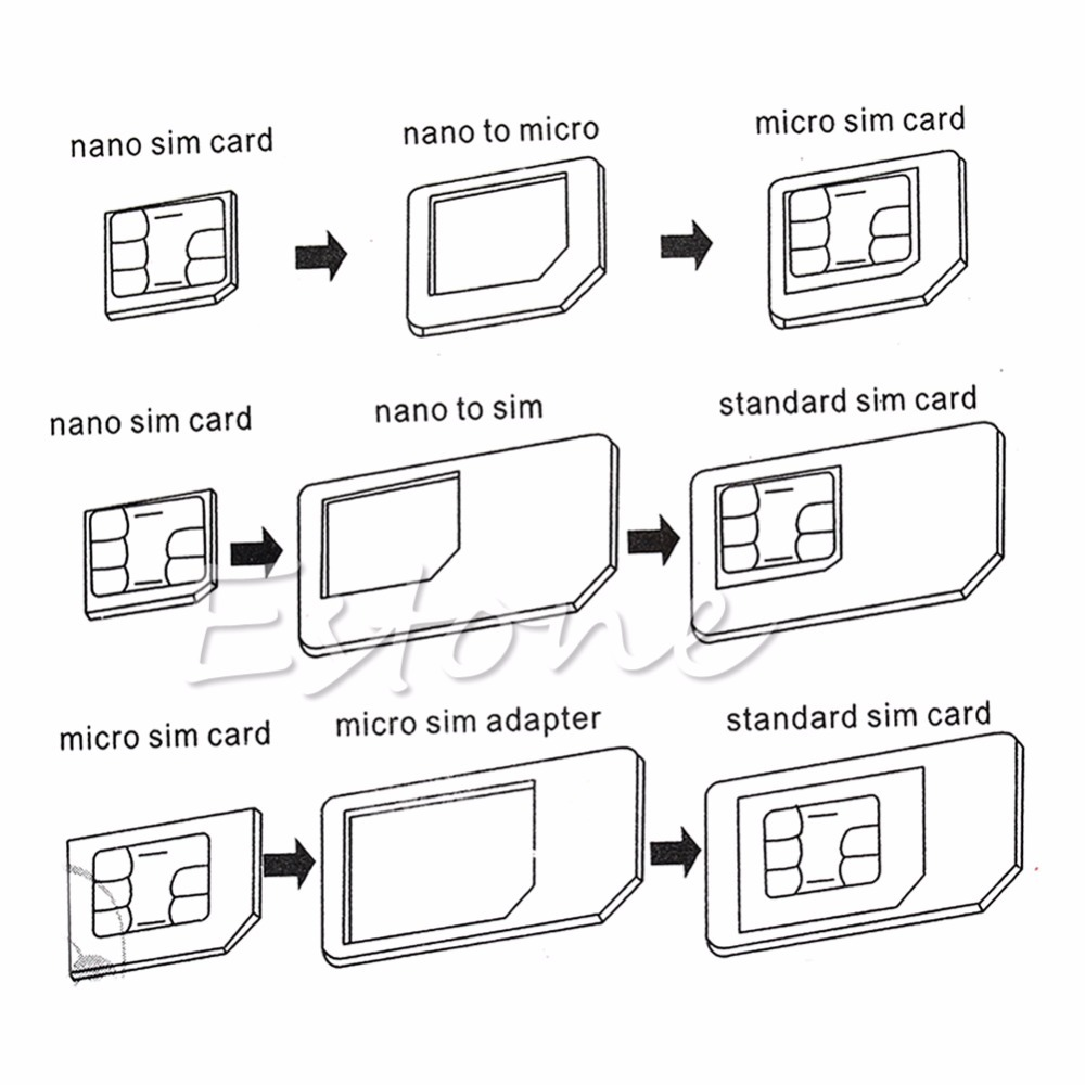 how to cut your mini sim to micro sim