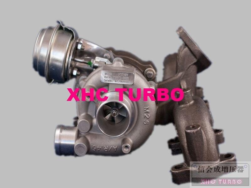 YENI GT1749V/713672 768329 Turbo Turbo AUDI A3, SEAT Leon, SKODA Octavia, VW Golf, AKY/ALH/AUY/PDUI 1.9TDI 110HP 115HPYENI GT1749V/713672 768329 Turbo Turbo AUDI A3, SEAT Leon, SKODA Octavia, VW Golf, AKY/ALH/AUY/PDUI 1.9TDI 110HP 115HP
