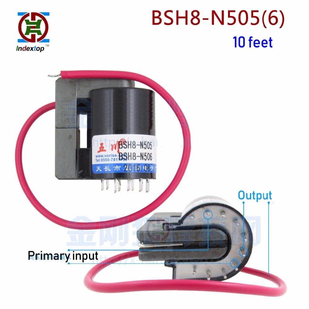 BSH8-N505 BSH8-N506 hohe spannung frequenz arc platte zubehör für wig-schweißen maschine, 10 füße