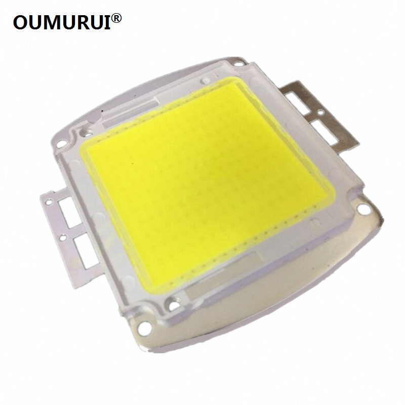 150W 200W 300W 500W  LED white Integrated High Power Lamp floodlight streetlight high bay light 45mil chip Free shipping 50pcs 10w led integrated high power led lamp chips warm white white 900ma 9 12v 800 1000lm 30mil genesis chip free shipping