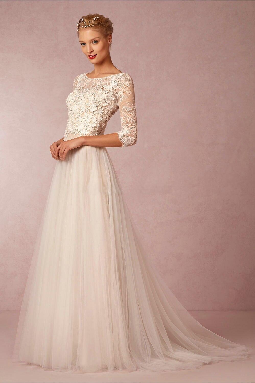 Ziemlich Unkonventionelle Schicke Hochzeitskleid Ideen ...