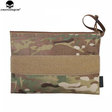 EMERSONGEAR Tool Pouch Multi-functional Pouch Utility Pouch Military Nylon Combat Tool Pouch Multicam Black EM9329