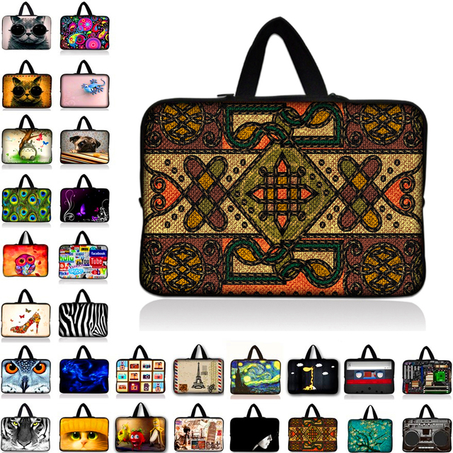 Multiple design 9.7 inch 10.1 11.6 13 13.3 14.1 15.4 15.6 17.3 laptop Sleeve bag Notebook Case For ASUS Acer HP Dell Computer #S