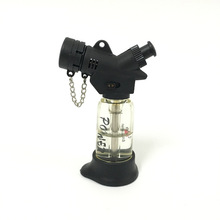 Compact Jet Butane Cigar Turbo Lighter Torch Gas Cigarette 1300 C Fire Windproof Gasoline Petrol