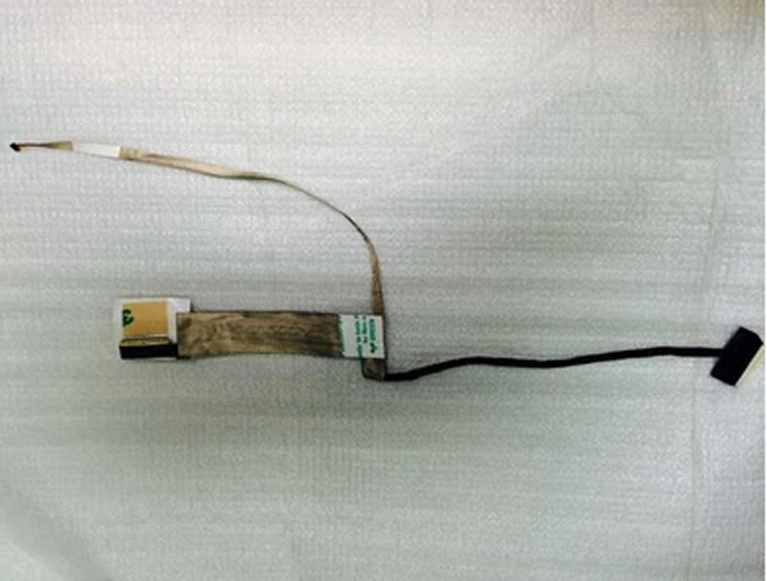 WZSM New LCD Flex Video Cable for HP EliteBook 8460p 8460W 8460 laptop Lvds cable P/N 6017B0290701