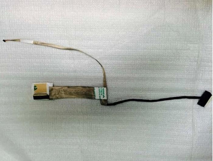 WZSM Wholesale New LCD Flex Video Cable for HP EliteBook 8460p 8460W 8460 laptop Lvds cable P/N 6017B0290701