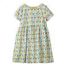 2019 summer baby girl dress 24M for party princess dresses vestido infantil princess clothing O-Neck children clothes 2-8T