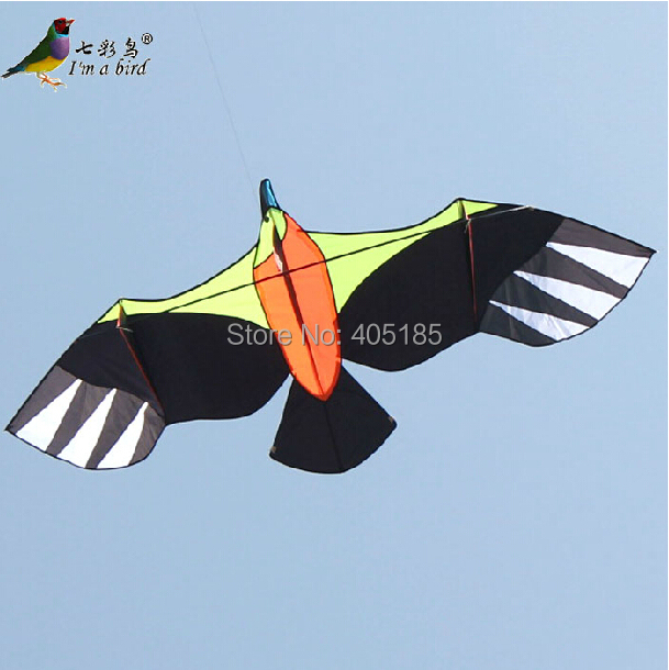 Free Shipping Outdoor Fun Sports 1.9m Swallow Kite Good Flying Factory Outlet