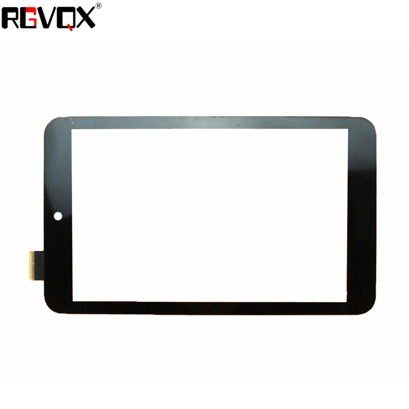 New For Asus MeMO Pad HD 8 ME180 Black White 8 quot Touch Screen Digitizer Sensor Glass Panel Tablet PC Replacement Parts in Tablet LCDs amp Panels from Computer amp Office