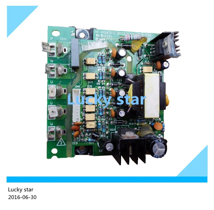 for Air conditioning computer board outdoor inverter circuit board module ME-POWER-1 second-hand board tle4729g automotive computer board