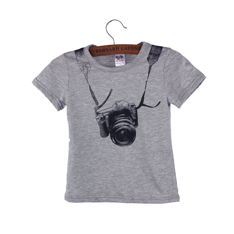 HTB15XreHVXXXXXwXVXXq6xXFXXXr - 2-6Year 2016 Summer New Cartoon Children T Shirts Boys Kids T-Shirt Designs Teen Clothing For Boys Baby Clothing Girls T-Shirts