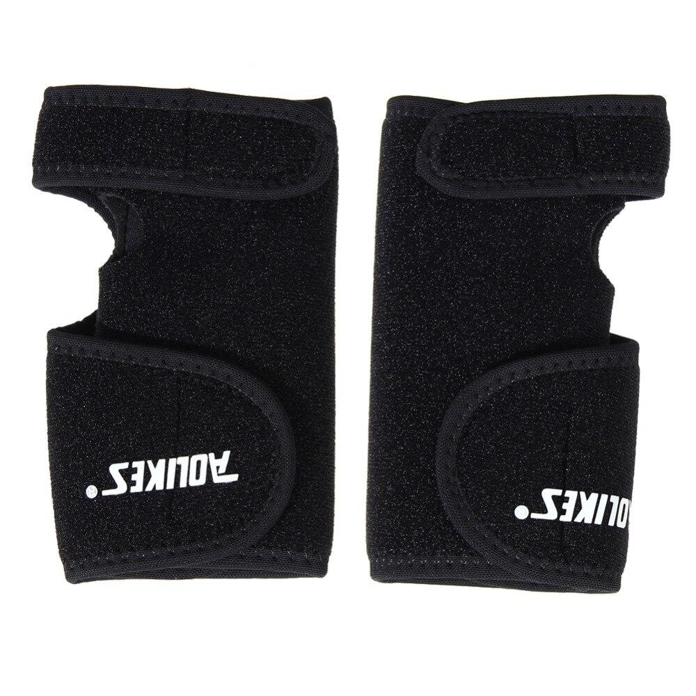 Driving gloves for arthritis - Sports Left Right Wrist Adjustable Wrist Protection Support Elastic Wrist Glove Palm Hand Arthritis Brace