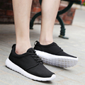 New 2017 Men And Women Light Breathable Plus-Size Shoes Sport Wear Casual Fashion Shoes