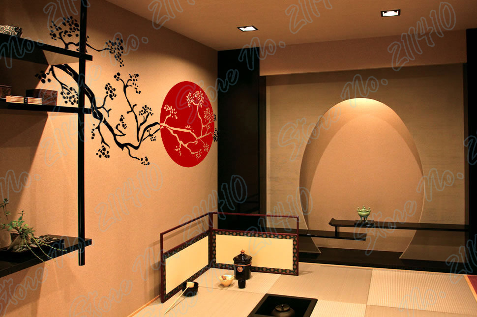 Japanese Restaurant Wall Decor