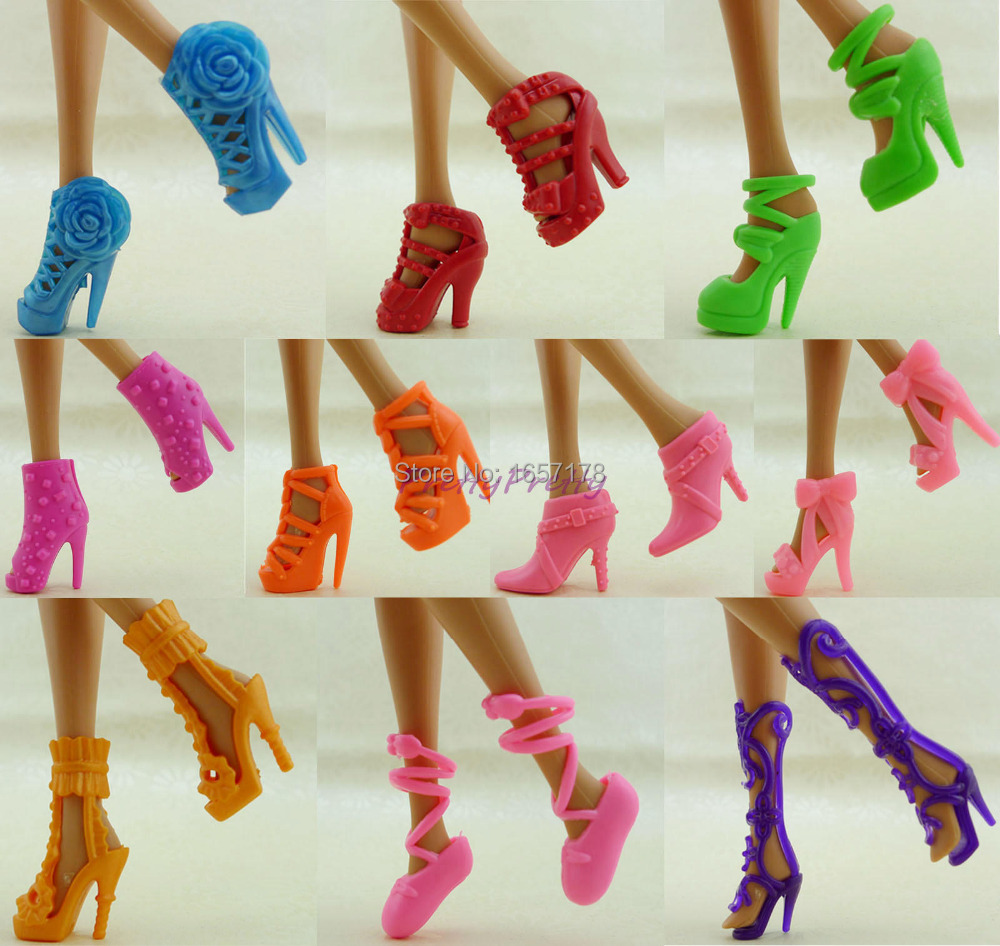 Where To Buy Shoes For Barbie Dolls