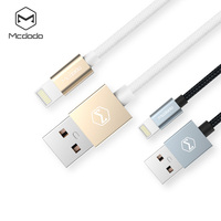 Mcdodo voor iPhone 7 Kabel MFI Gecertificeerde Opladen Lightning naar USB kabel voor iPhone 5 s 6 6 s plus iPad mini 3.93ft 1.2 m kabel