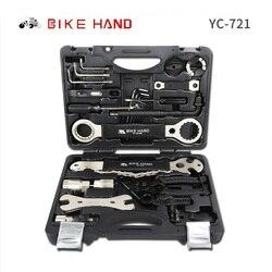 Zestawy narzędzi do naprawiania rowerów wielofunkcyjne profesjonalne narzędzie rowerowe zestaw narzędzi do naprawy rowerów górskich MBT lub codzienne narzędzia do naprawy w Narzędzia do naprawy roweru od Sport i rozrywka na