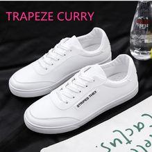 Nova listagem venda quente da Primavera e do verão dos homens PU Respirável sapatilhas sapatos de Skate