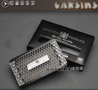CAYEARS JUNCTION PRODUCE JP LUXURY AUTO CAR INTERIOR VIP BLACK AIR FRESHENER CASE PERFUME HOLDER PERFUME CASE