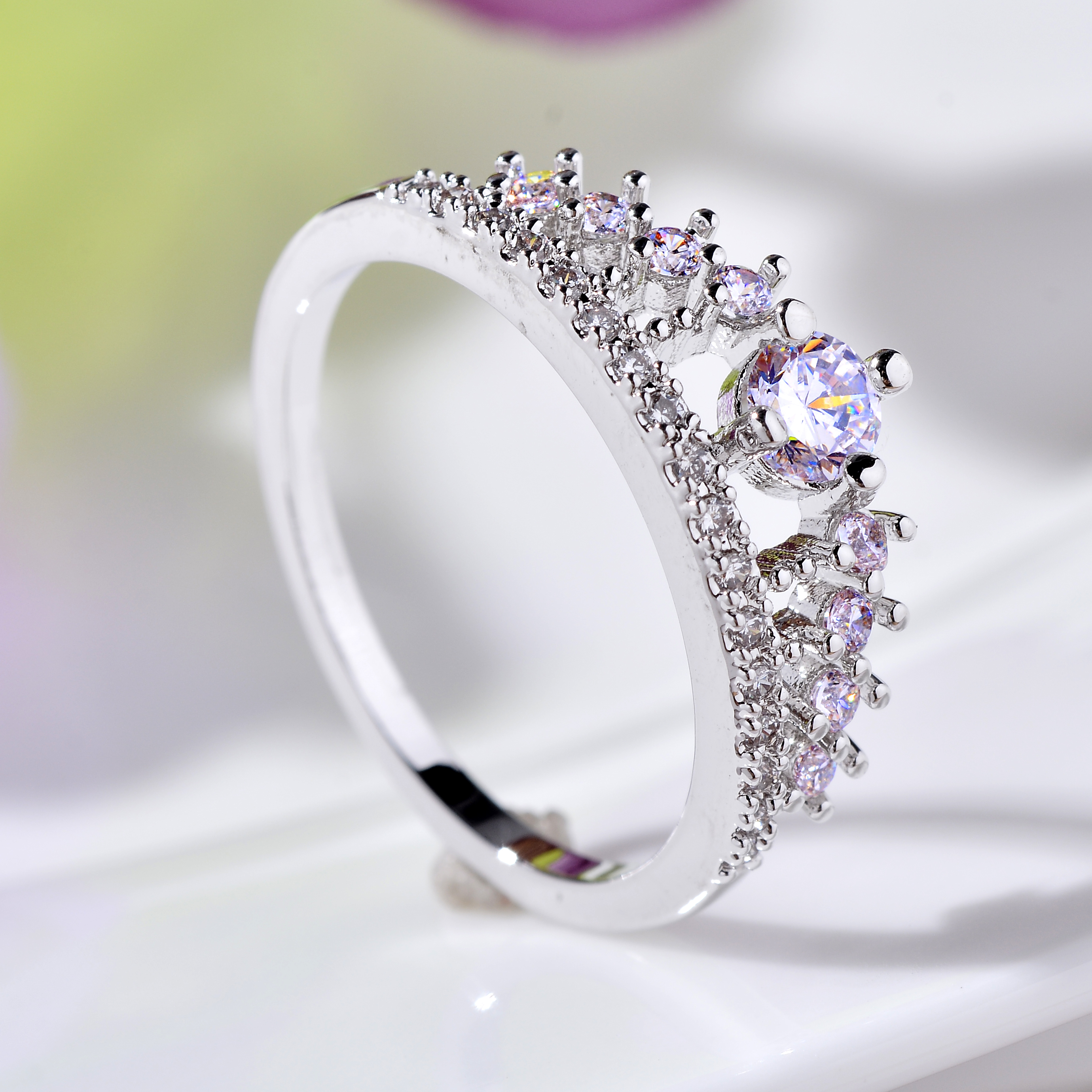 rings carat of shape lovely pear diamond engagement halo shaped ct ring