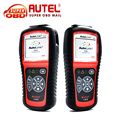 2017 High Quality Autel AutoLink AL519 OBD 2 & CAN Scanner Auto diagnostic Code Reader Free Shipping