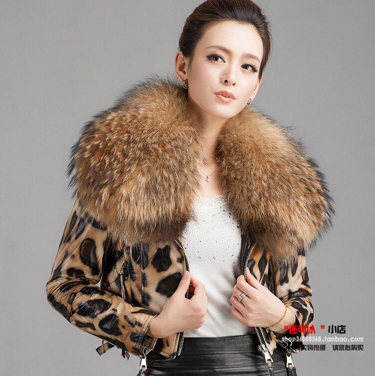 Меховые куртки женские фото