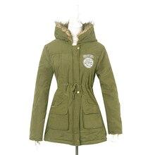 Winter jacket Women Faux Fur Collar Women Coats Long Parka Warm Classical Jackets plus size outerwear slim hooded coat long