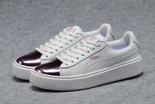 ca979f43044 New Arrival 2017 PUMA rihanna Suede Platform creeper Women s shoes  Breathable Sneakers Badminton Shoes(China