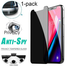 1Pcs/2Pcs Privacy Tempered film HD Film Tempered Glass Scree