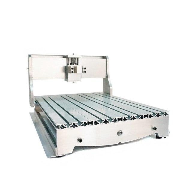 6040 CNC Router machine 57mm stepper motor assembled frame kits 4060 ...