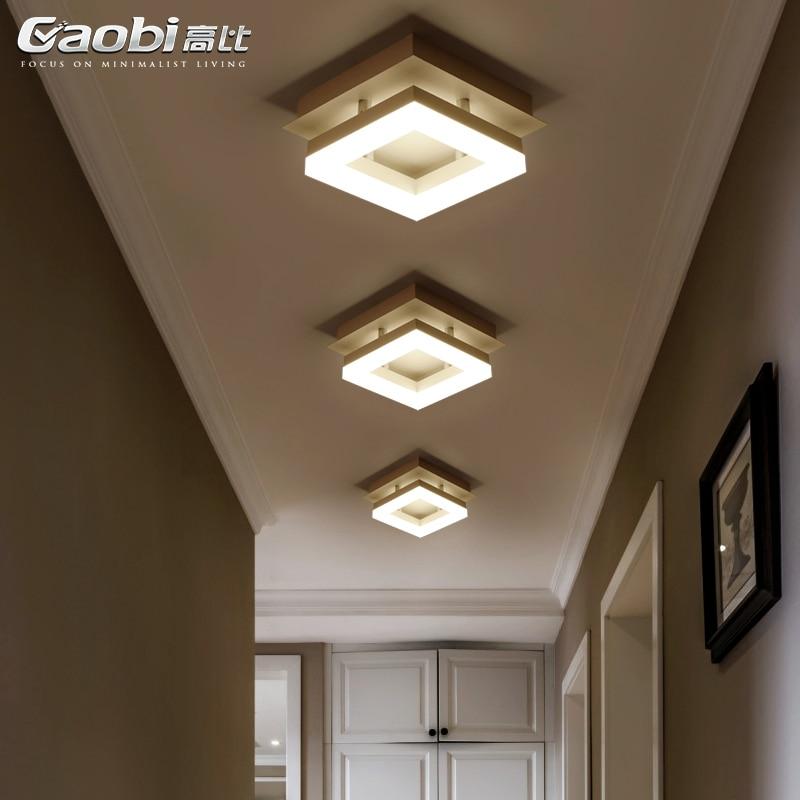 US $56.0 20% OFF|Modern LED Ceiling lights bedroom Ceiling lighting Novelty  children fixtures study ceiling lamps Corridor aisle luminaires-in Ceiling  ...