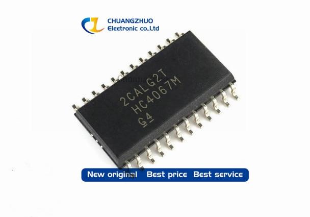 10pcs/lot CD74HC4067M96 CD74HC4067 74HC4067 SOP-24 Best Quality