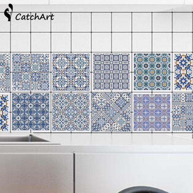 Maßgeschneiderte Pvc Wandaufkleber Bad Wasserdicht Selbstklebende