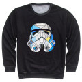 Joyonly 2017 Autumn Winter Men Printed Star Wars Sweatshirt Fleece Film Hoodies Sweatshirts Man Long Sleeve Pullovers Plus Size