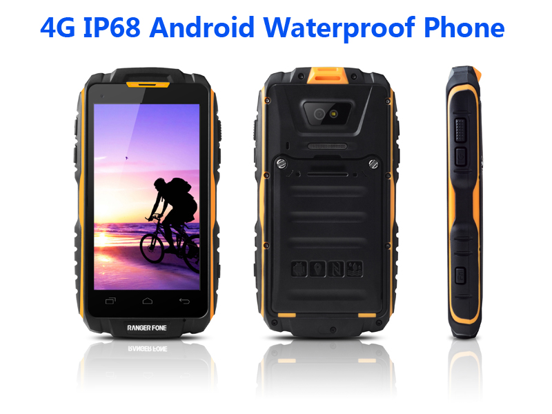 Original Unlocked Cellular Mobile America Swimming Phone S18 Android NFC  Rugged Waterproof Smartphone 4G Lte For Rogers Verizon In Mobile Phones  From ...