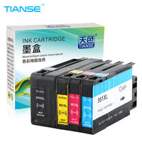 TIANSE For HP 950 XL 951XL HP950 HP951 Ink Cartridge For HP Officejet Pro 8100 8600 8610 8615 8620 8625 251dw 276dw for HP950