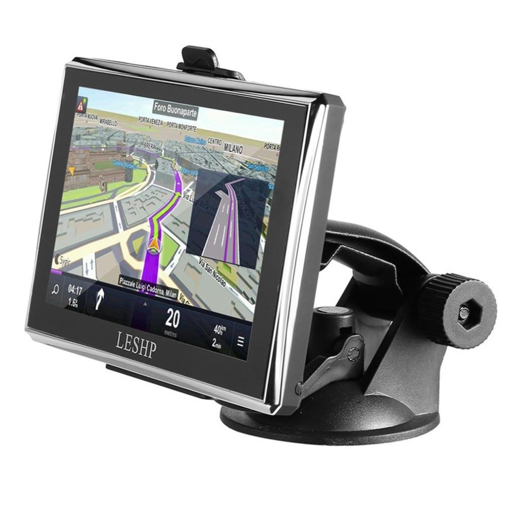 aliexpress com buy leshp hd car gps global positioning system